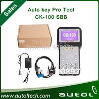 2015 New Arrival Auto Keys Pro Tool CK100 Auto Key Programmer CK-100 V45.09 Silca SBB The Latest Generation CK 100