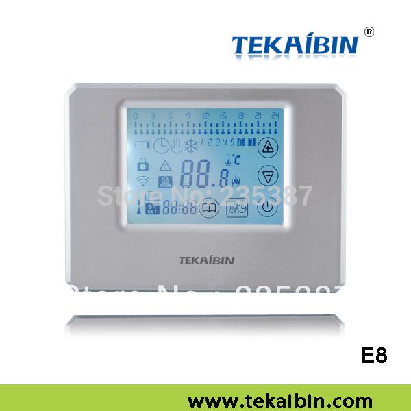 Tekaibin e8 2rf y e8 416rf sala inal mbrico del - Sistemas de calefaccion electrica ...