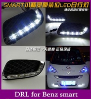 LED 2009-2012 MERCEDES BENZ SMART FORTWO SPECIAL DAYTIME RUNNING LIGHT FOG LAMP DRL, FOR BRABUS FREE SHIPPING