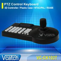 CCTV Surveillance 3D Control Keyboard for PTZ Camera Security Camera Keyboard Controller + Free Shipping