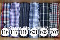 Aro pants male loose boxer panties plus size breathable cotton 100% comfortable causal short