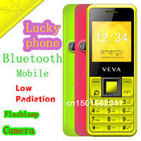 VEVA new phone MTK6260 smart Bluetooth cheapest phone Dual cards Long standby Big button loud speaker  12 animals low radiation