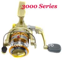 NEW 2014 Carp/ Fly  winter Feeder rod fishing Reels Spinning Reels Metal spool boat Fishing Line Reels lure fishing reel 3000