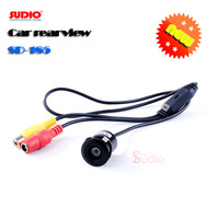 MINI Color CCD 170 degree Night version waterproof Car rear view/Front view Camera Recorder for you choose185mm  universal