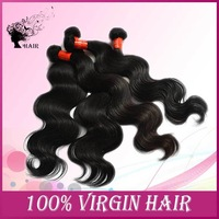 cheap brazilian body wave  2pcs/lot 100%  5A Grade hair human hair body weft hair DHL Free Shipping