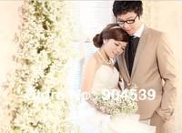Free shipping wedding house decor artificial flowers,DIY bridal bouguet,  gypsophila paniculata, party wedding supplies
