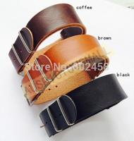 1Pcs Free Shipping Watch Band Strap 2.0MM Imitation Leather Watchbands
