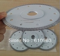 125mm Thin turbo segment diamond cutting blades for granite,marble...