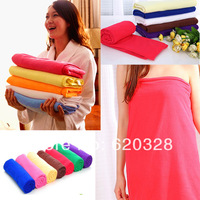 140 * 70 New 2013 Fashion Novelty Households Bathroom Christmas Gift Bathrobe Home Hotel Big Toalhas Microfiber Bath Towels