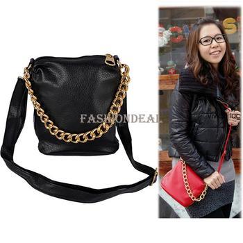 2013 New Fashion Vintage Style Lady Tote Women Zipper Across Body Purse Chain Handbag Mini Shoulder Bag Drop Shipping 3896