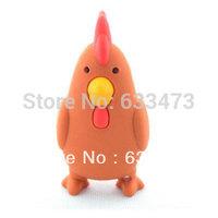 Zodiac Funny chick  gift chicken funny animal usb flash drive  custom promotional usb memory stick4GB 8GB 16GB  Free Shipping