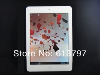 Promotion 7.85 inch Mini pad  Tablet PC ATM7029 Quad Core Dual Camera Bluetooth Free Shipping