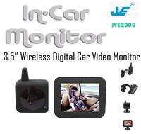 Car Baby monitor Camera Baby Monitor Camera Wireless With IR Night Vision Video Baby camera Monitor JVE2009 Free Shipping