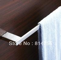 Free Shipping (60cm)Single Towel Bar/Towel Holder,Solid Brass Made,Chrome Finish, Bathroom hardware,Bathroom accessories #WT16