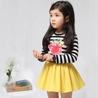 Wholesale 2013 Hot dance clothes kids girls cute cotton fluffy tutu skirts princess  skirts free shipping