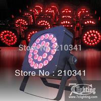 4pcs/Free Shipping,LED Quad Mega Par 24x10W LED Slim Parcan RGBW Colors,Event Up-Lighting Equipments