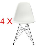 4 X Eames DSR Chairs chairs modern