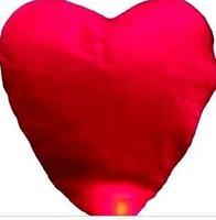 New 2014 Quality Heart Design Sky Kongming Lantern +Pen Flying Wishing Lamp Toys Memorial Wedding Party Paper Lights(10pcs/lot)