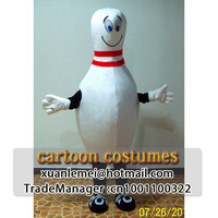 Bowling Cartoon Doll clothing Cartoon bowl Mascot  costume clothes Apparel Bowl clothing apparel dolls model