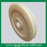 ABS  Plastic wire  guide pulley( Plastic idler pulley)