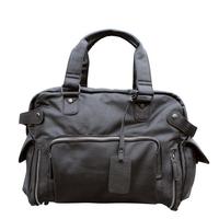 men's business briefcase pu leather man vintage shoulder computer bag / Luxury leather bag YS-423