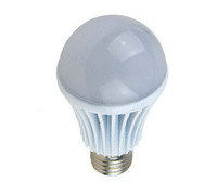 Free Shipping  E27 5W/7W LED bulb,LED lamp,  SMD5730,All white AL+PC