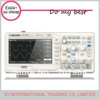 New arrival!  Siglent  25MHz Digital Oscilloscope SDS1022DL 500MSa/s Free shipping best price