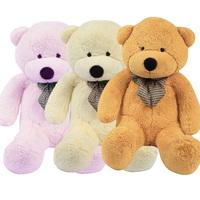 Big Cute Plush Lovely Bear Huge Soft Cotton Stuffed Animal Kids Toy Gifts