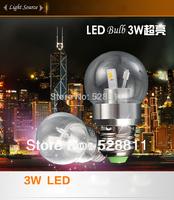 5pcs/ lot  LED Bulb lamp 5w, dimmable bulb lamp