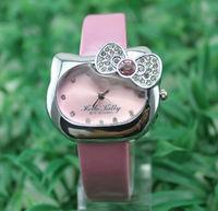 2013 hot Fashion Children Watches , Quartz Watch , Kids dress Watches  Children Hello Kitty Watches free shipping