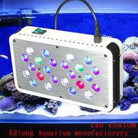 Dimmable Aquarium Led Light Artemis 72W Sunrise Sunset Programmable Remote Coral Reef Led Lighting