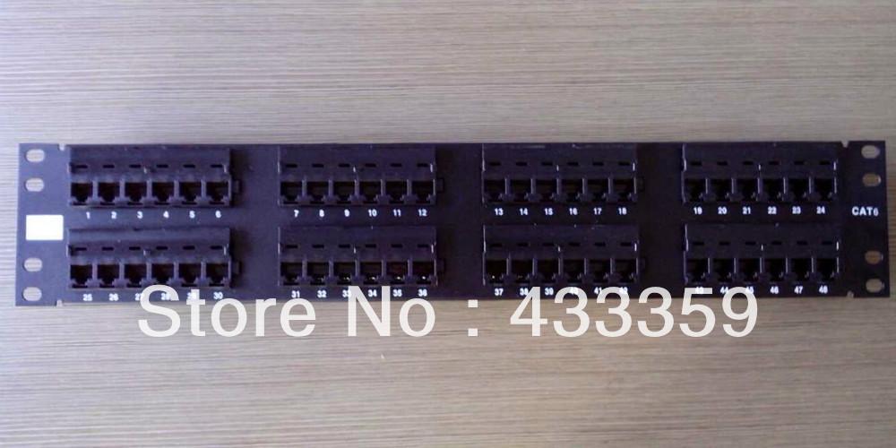 48 Port Amp Rj45 Cat6
