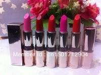 10PCS/LOT 2013 New Style Lipstick 17 different colors Free shipping!
