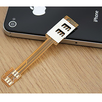 Dual SIM Adapter For Apple iPhone 4S 4 iPhone 5 5S 5C