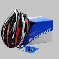 cycling helmet Giant bicycle helmet ultra light one piece road bike mountain bike helmet 58-63cm