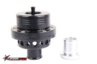"1""(25MM) Dual Piston Blow off valve DV Turbo 1.8T VW Golf MK4 Jetta A4 B5(Slivery or Black)"