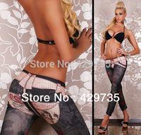 Women's Fashion Leggings Stretch Pants Jeggings Cheap price  Free  shipping