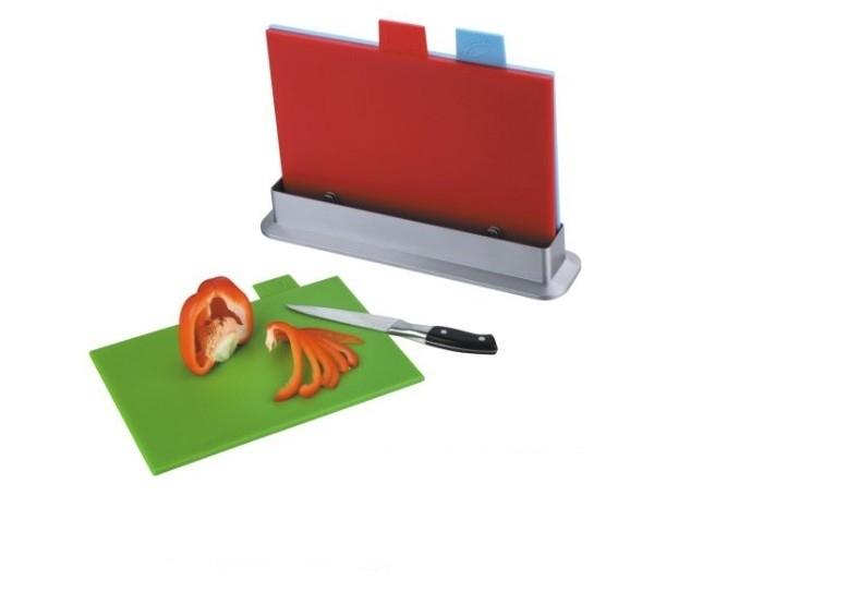 3PCS Index Eco-Friendly Chopping Boards Colored Chopping Board Set Kitchen Cutting Blocks K021-3-4(China (Mainland))