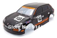 1/10 RC car parts 1:10 R/C car body shell  Auto 1:10 shell body 190mm No:S026B free shipping
