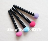 10pcs/lot 2013 New Beauty Cosmetic Makeup Brushes Blender Set Liquid Cream Foundation Sponge Brush