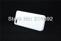 Protable 2200mAh Emergency Backup Power Bank For iPhone5 Extended Battery Case Free Shipping