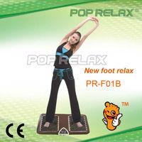 POP RELAX second heart Tourmaline foot massage mat PR-F01B CE