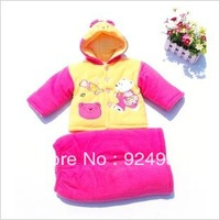 Free shipping Winter Baby Clothes Children Wear More Newborn Children Quilted Jacket Suit Cotton-padded Jacket Baby Cotton Suit