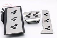Volkswagen R36 CC MAGOTAN PASSAT B6 B7L version automatic pedal to the metal three piece metal pedals