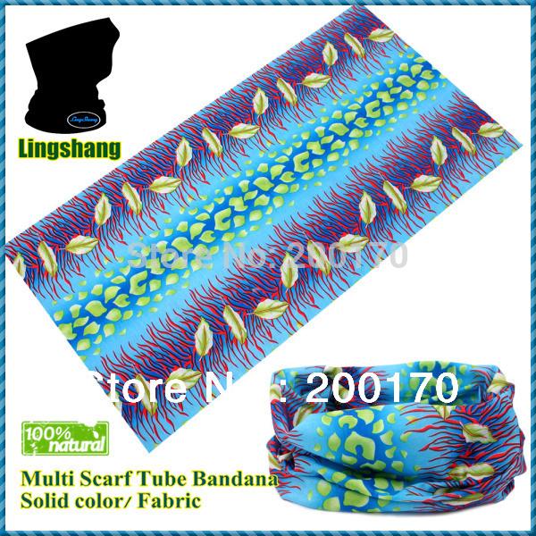 LSZ-51 2014 new fashion 24*48cm 100% Polyester Multifunctional Magic Seamless bandana seamless multifunctional accessories(China (Mainland))