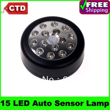 Hot Sale 15 LED Light Lamp PIR Auto Sensor Motion Detector Light Motion Sensor lights