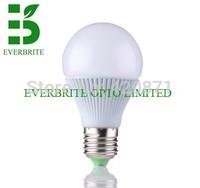 Quality Assurance E27 Led Bulb 5W 7W LED Lamp, 100-240V Cold Warm White Led Spotlight Lamps Free Shipping,2pcs/lot