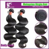 6a Grade 3 Bundles Malaysian Virgin Hair,Unprocessed Malaysian Body Wave Human Hair Weave Wavy, Malaysian Virgin Hair 3PCS lot