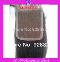 CHEAP GRADE 5 HAIR CAMBODIAN VIRGIN HAIR STRAIGHT 5A VIRGIN HAIR FRONT LACE CLOSURE