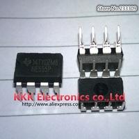 Free Shipping 100PCS/LOT New NE555 NE555P NE555N 555 Timers DIP-8 TEXAS